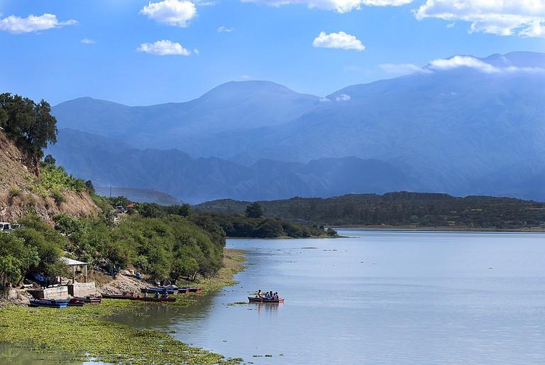 San Jactina Dam
