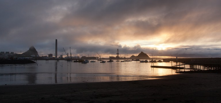 New Plymouth Harbour
