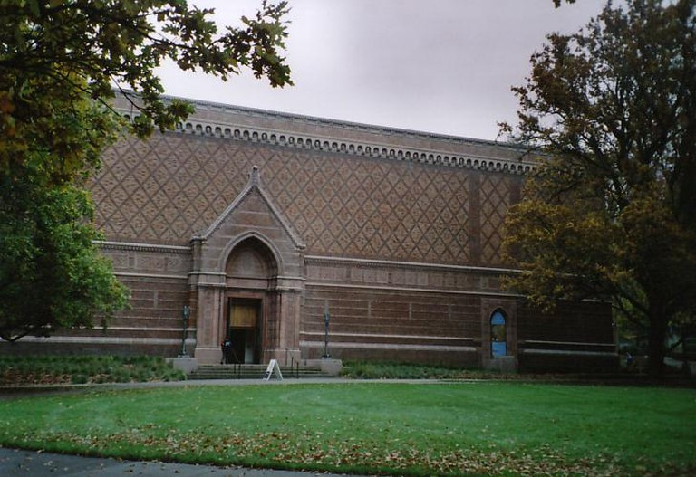 Jordan Schnitzer Art Museum I