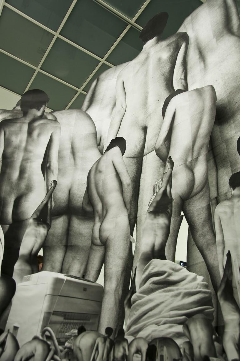 The MA Degree Show in Fine Art, Bergen 2012