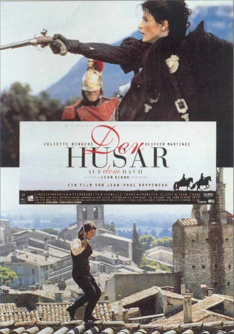 Horseman on the Roof, 1995