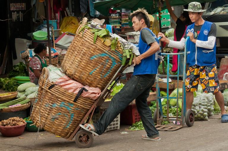 Klong Toey porter