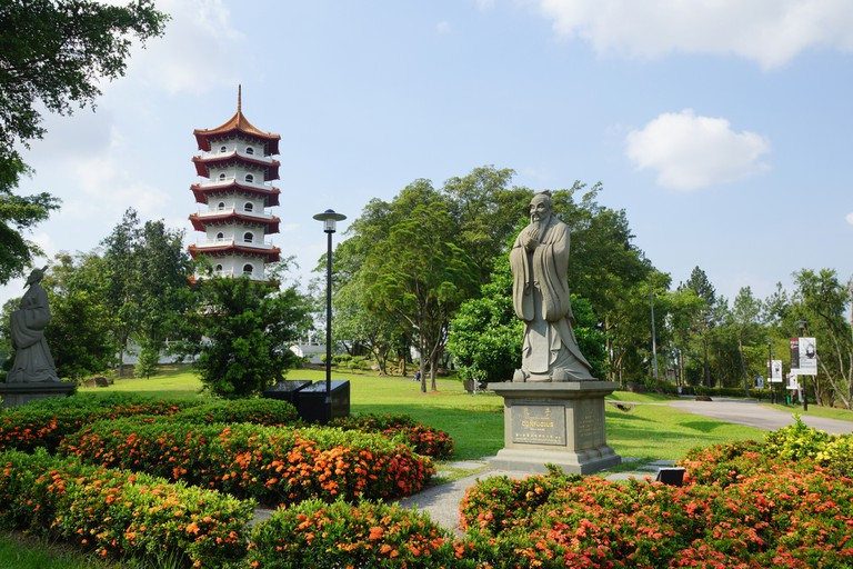 Chinese Garden | © Allie_Caulfield / Flickr