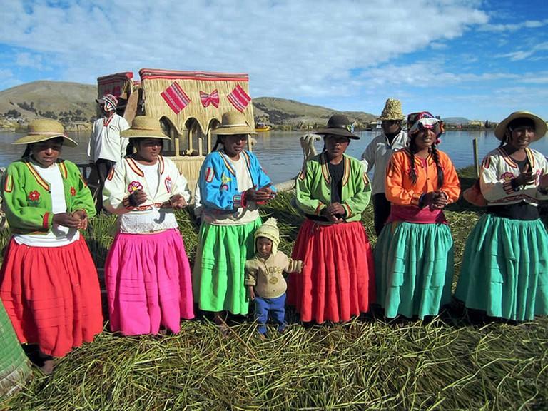 At Titicaca I