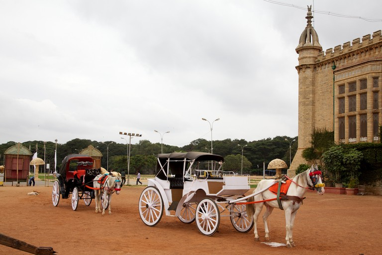 Carriages in Bangalore