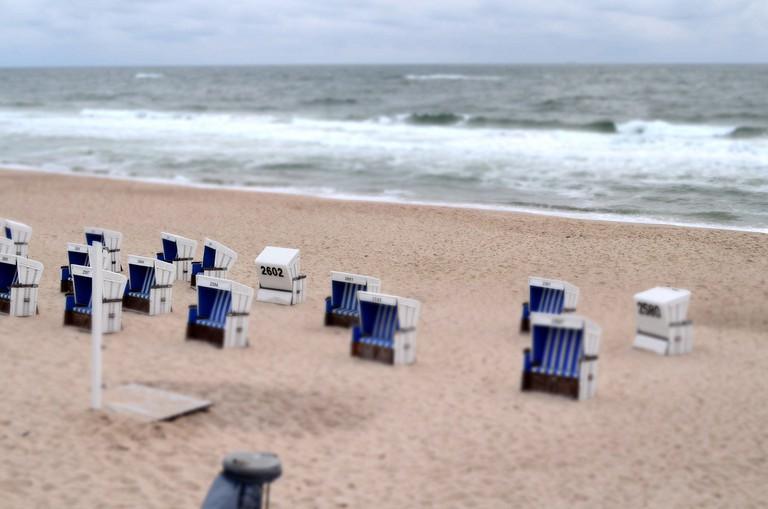 The original naturalist beach