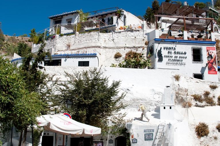 Sacromonte – Granada's gypsy and flamenco quarter I