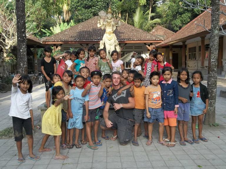 Bali Teaching and Beaches