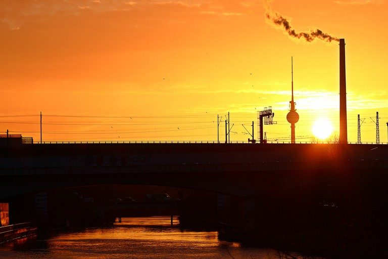 You're not a true Berliner if you haven't watched the sunrise after a night out