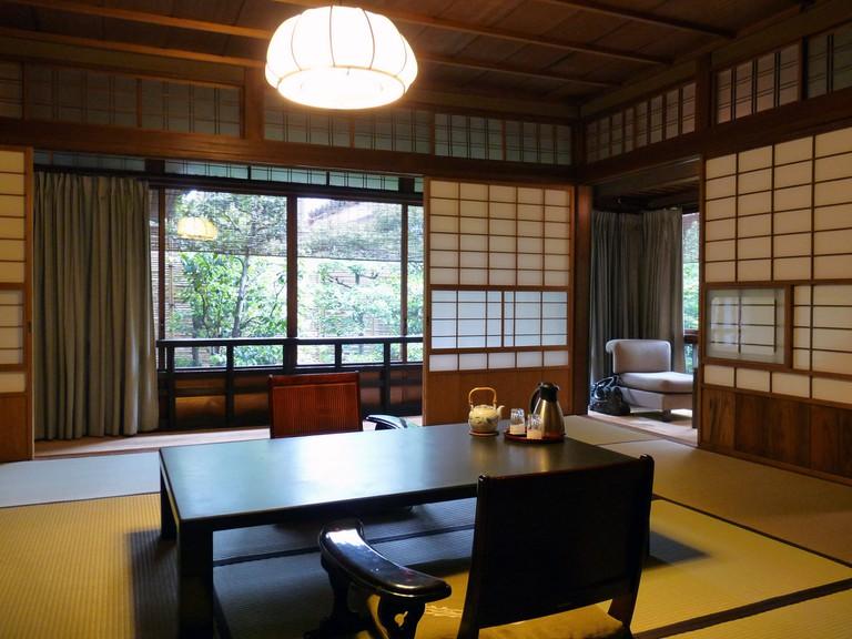 Hiiragiya Ryokan, Kyoto