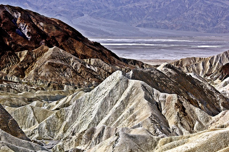 Death Valley National Park | © DiCau58/Flickr