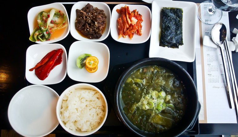 Korean breakfast | © eatdrinkman/Flickr