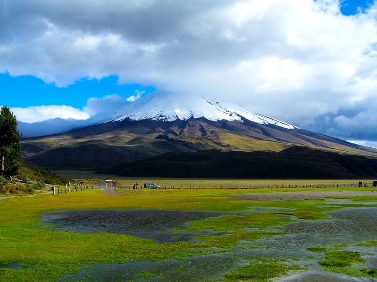Cotopaxi National Park, Ecuador