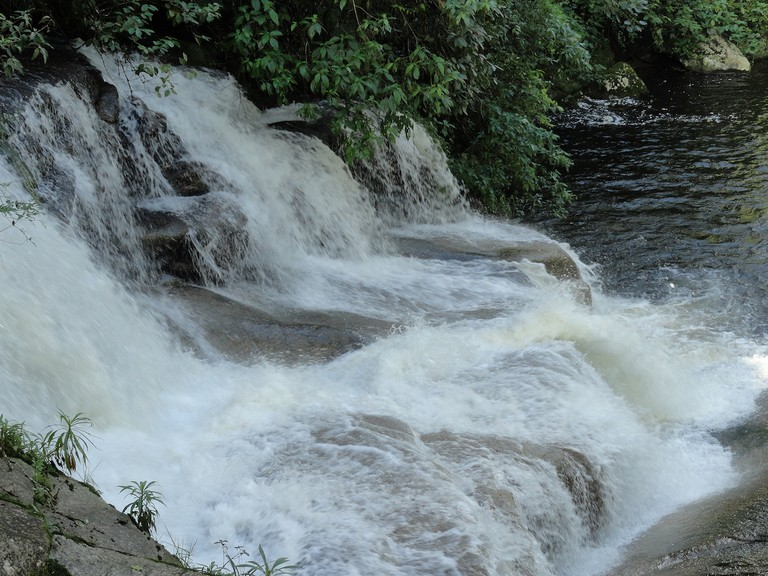 Waterfalls near Paraty I