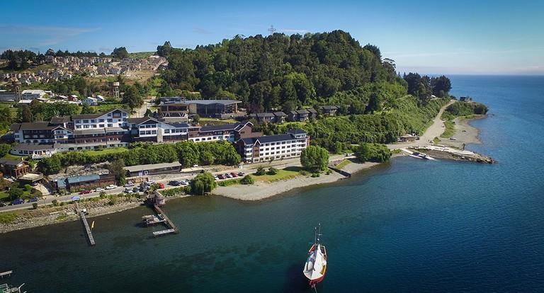 Courtest of Hotel Caba a del Lago Puerto Vargas