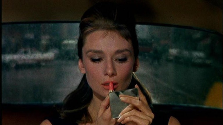 Audrey Hepburn as Holly Golightly in Breakfast at Tiffany's (1961)