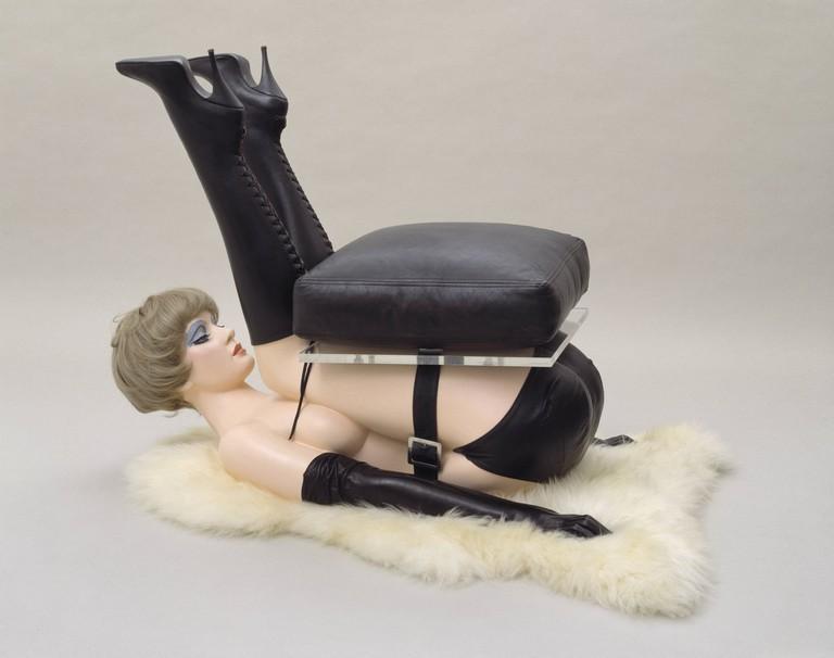 Allen Jones, Chair, 1969 | Tate © Allen Jones