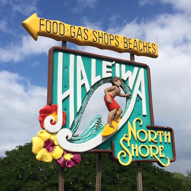 Haleiwa, Hawaii