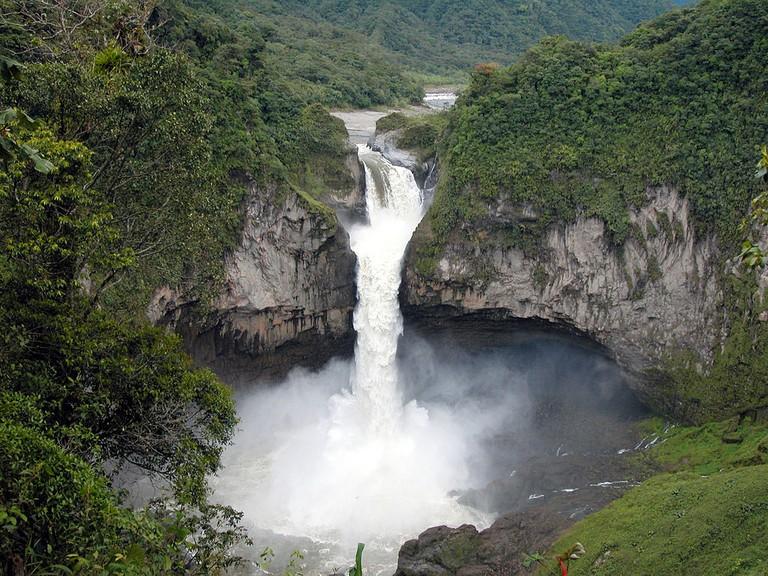 Parque Nacional Cayambe Coca