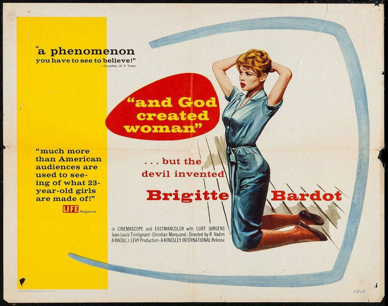 And God Created Woman, 1956