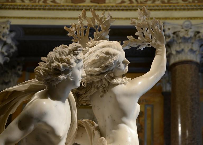 Apollo & Daphne by Bernini