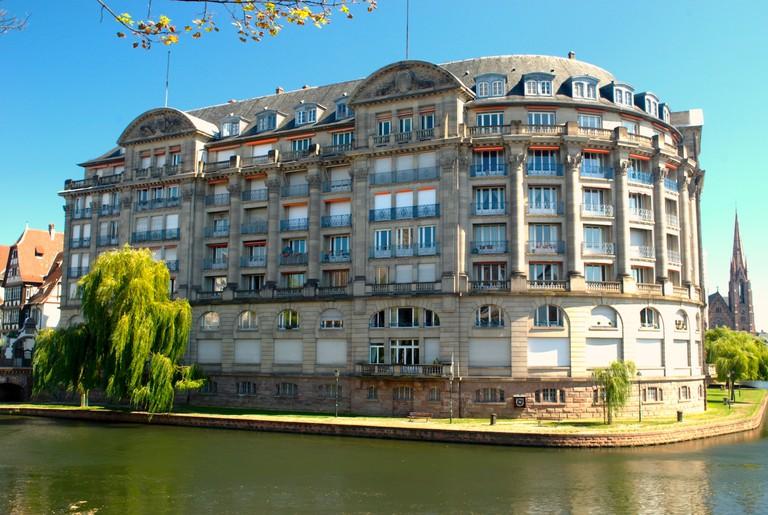 Art Nouveau in Strasbourg