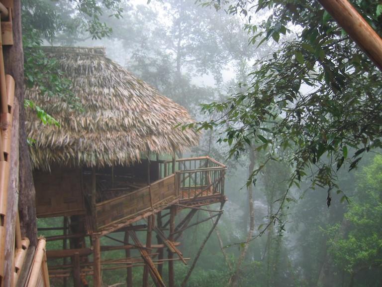 Bamboo House Mawlynnong