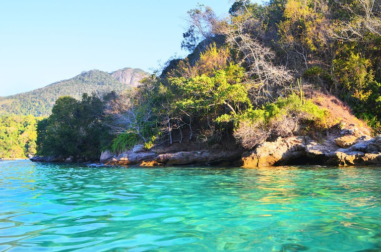 The idyllic Ilha Grande has become a risk area for yellow fever
