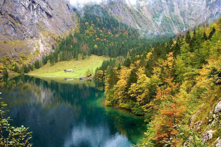 Berchtesgaden National Park | © Tim Dorr/Flickr