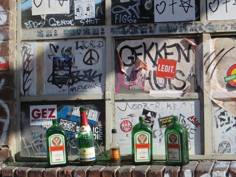 After a night in Kreuzberg