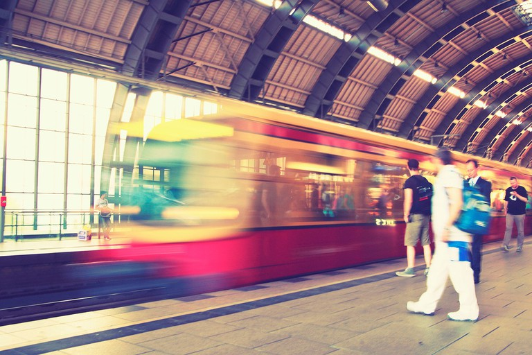 Berlin has one of the best public transit systems in the world