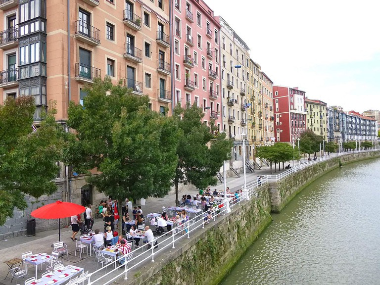 Bilbao la Vieja | © Zarateman / Wikimedia Commons