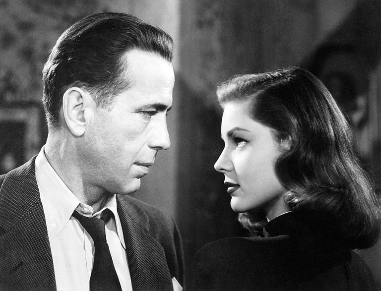 Bogart and Bacall in The Big Sleep (1946) | National Motion Picture Council / Wikimedia Commons