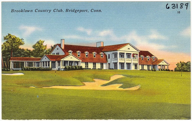 Brooklawn Country Club in Bridgeport, CT