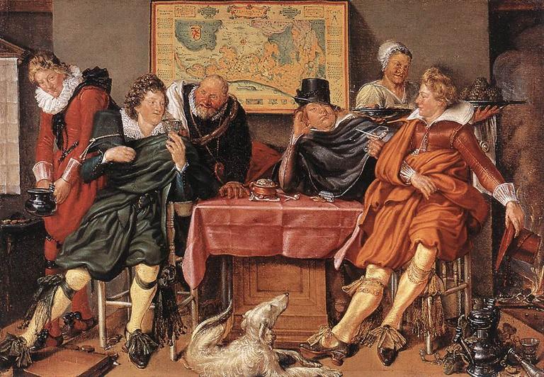 Willem Pieterszoon Buytewech: Merry Company