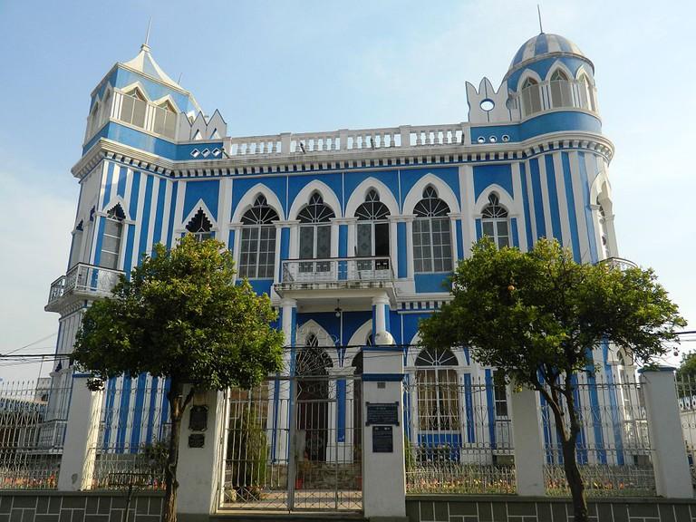 Castillo Azul