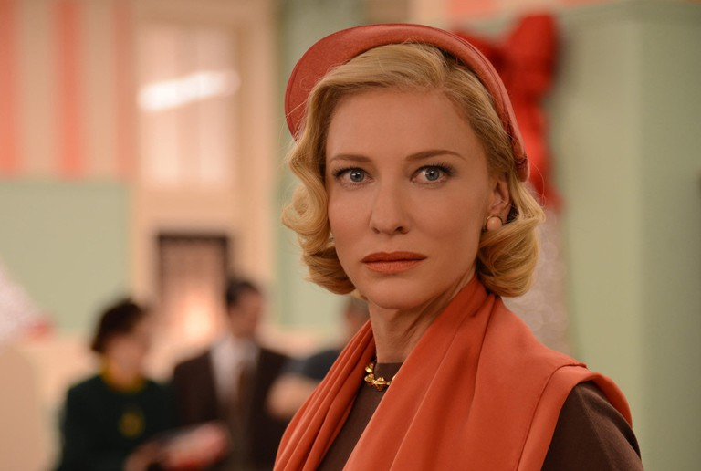Cate Blanchett as Carol Aird in Carol (2015)
