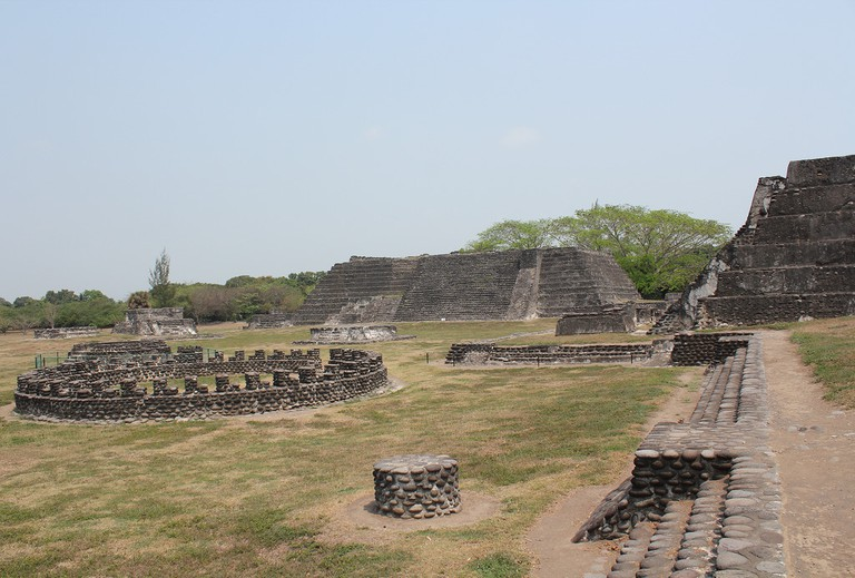 Cempoala, archaeological site in Veracruz