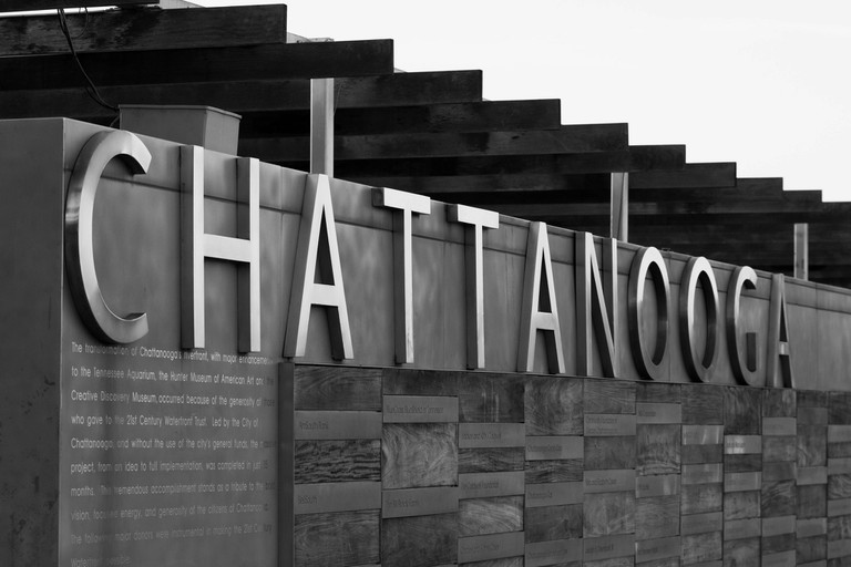 Chattanooga sign / (c) nateClicks / Flickr