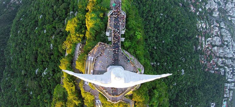 Christ the Redeemer |©Alexandre Cesar Salem e Silva/WikiCommons
