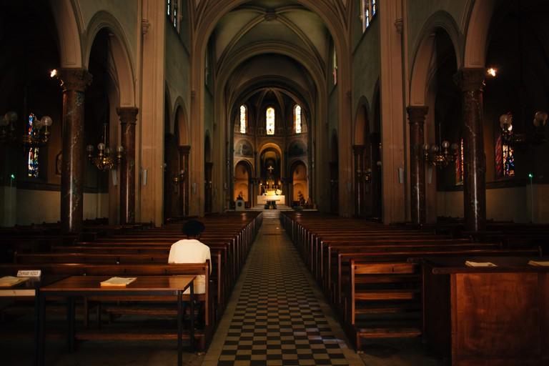 Clignancourt church │Caroline Peyronel/© Culture Trip