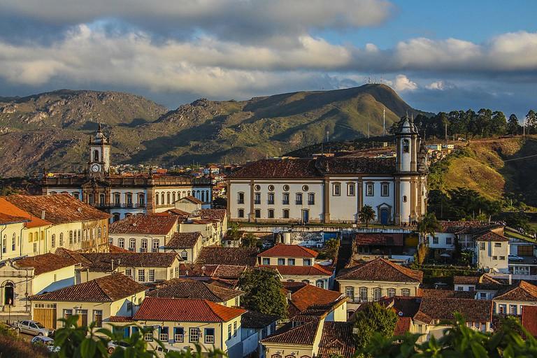 Ouro Preto  ©Raquel Mendes Silva/WikiCommons