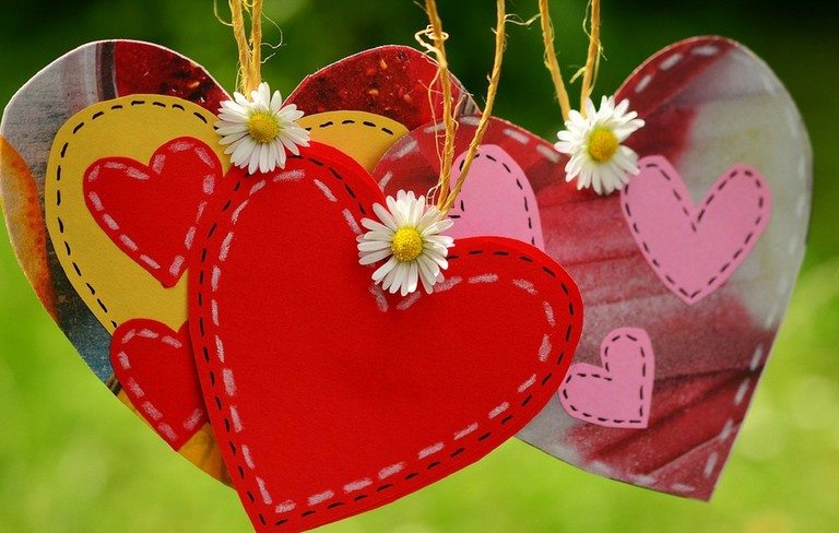 Love is in the air   pixabay