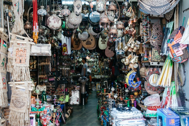 Downtown   Mo'taz Sulaiman / © Culture Trip