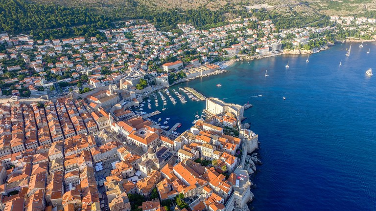 A taste of the Croatian coast and capital