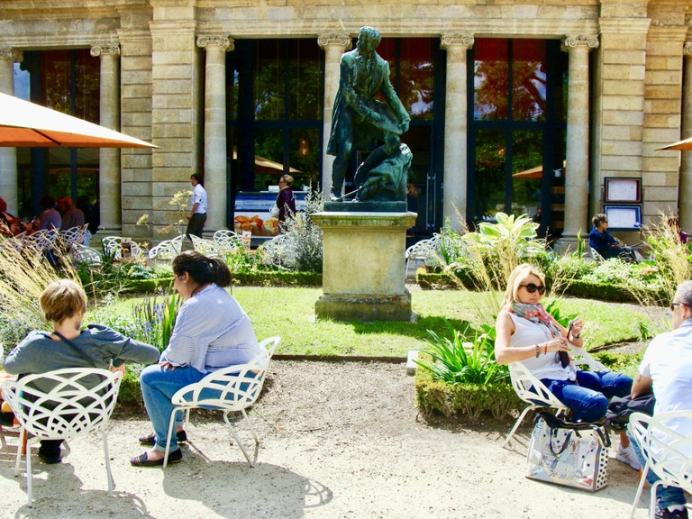 Bordeaux's Jardin Public