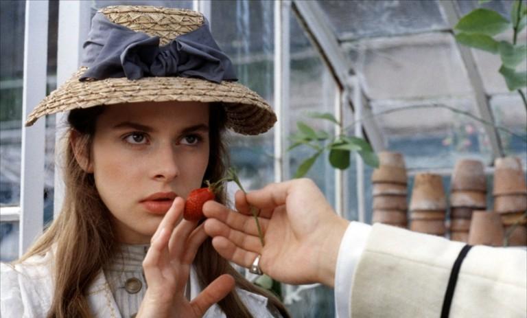 Nastassja Kinski as Tess Durbeyfield in Tess (1979)