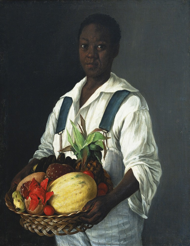 'El Costeño', an Afro Mexican boy likely from Veracruz