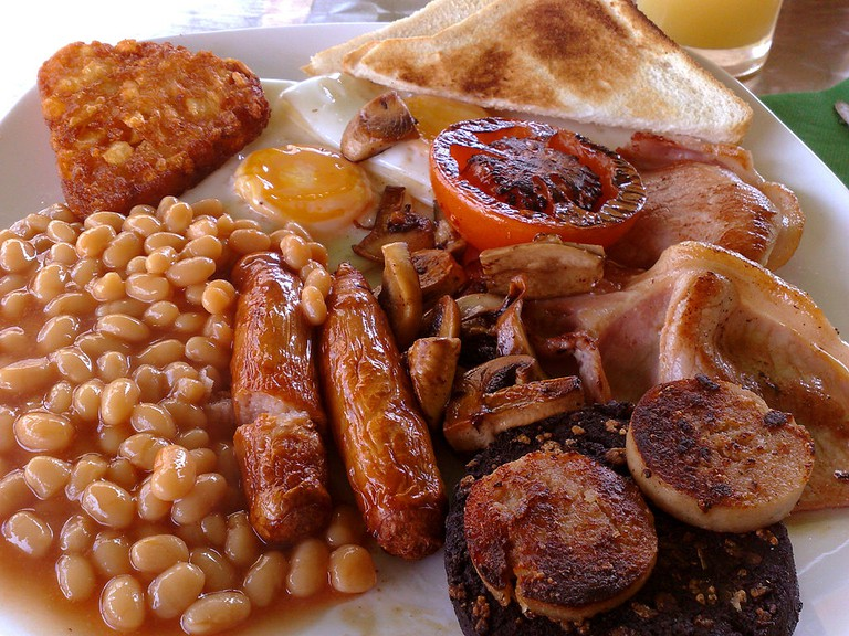 The subtly different English Breakfast | Jrv73 / Wikimedia Commons
