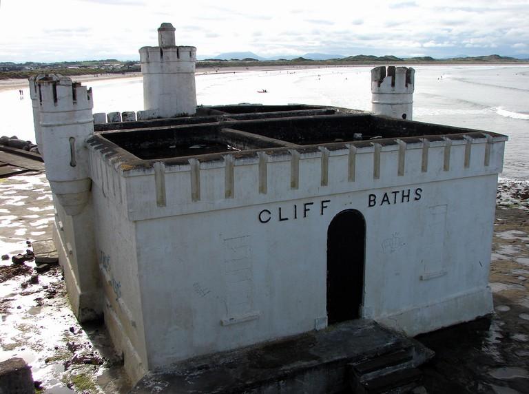 Enniscrone Cliff Baths